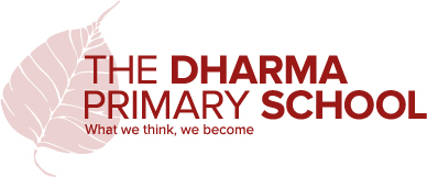 The Dharma School Logo