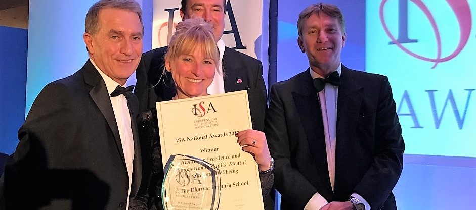 ISA Awards Winner - Excellence in Pupils' Mental Health & Wellbeing
